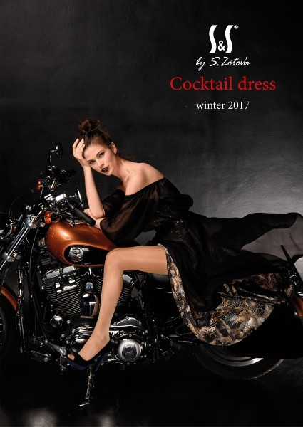 Новогодняя коллекция 2016/17. Cocktail dress - winter 2017. Cocktail dress - winter 2017