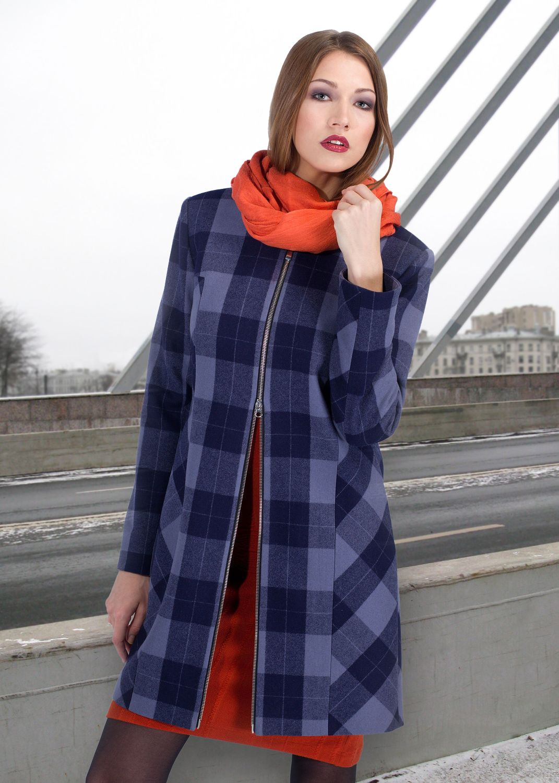 фото коротких пальто женских