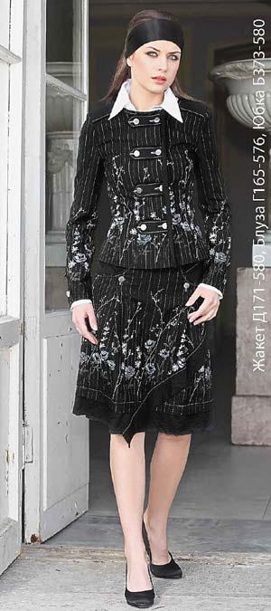 Коллекции осень-зима 2007/2008 / ready-to-wear zac posen
