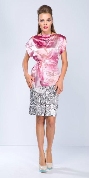 Блузки И Юбки Оптом Дешево