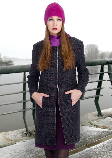 Пальто Женское Осень 2014