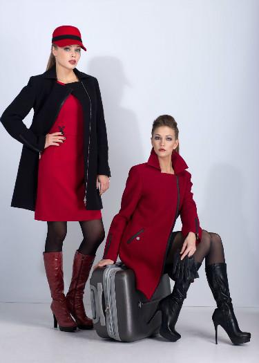 Модная Верхняя Одежда 2014